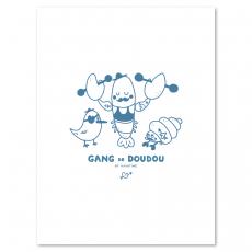 Affiche du Gang de Doudou